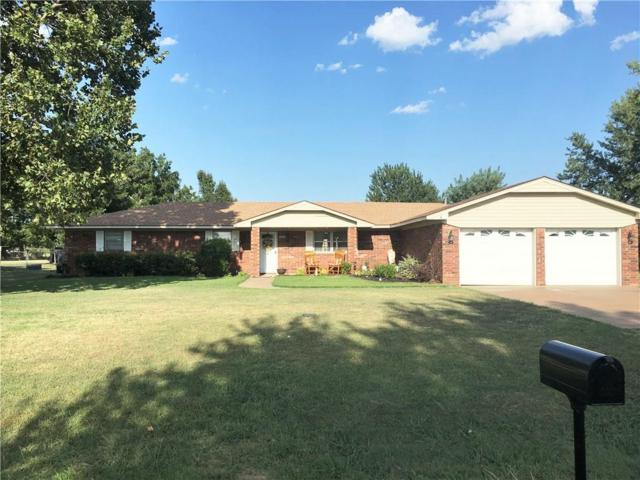 604 S Pine, Crescent, OK 73028 (MLS #783051) :: The Professionals Real Estate Group