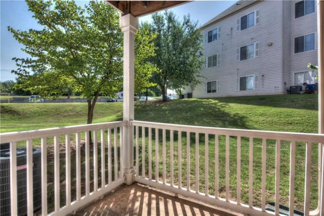 2200 Classen Boulevard #6113, Norman, OK 73071 (MLS #783078) :: The Professionals Real Estate Group