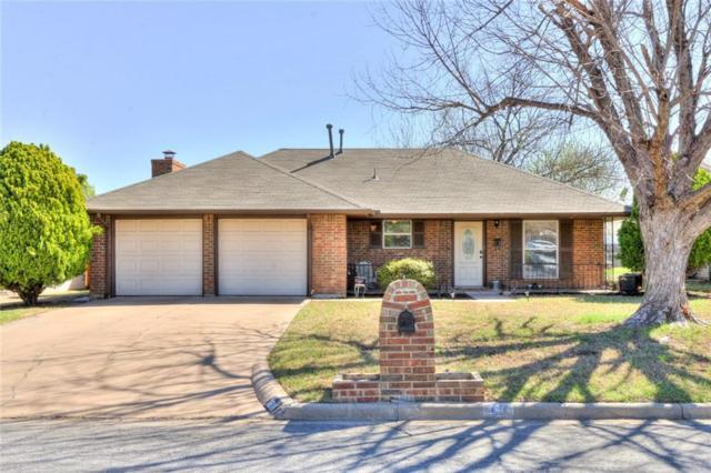 1811 NW Crosby Park Boulevard, Lawton, OK 73505 (MLS #783087) :: Wyatt Poindexter Group