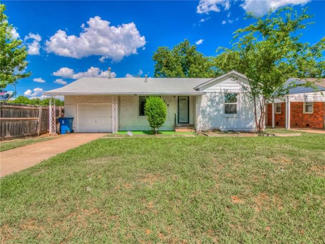 414 Mid America Boulevard, Midwest City, OK 73110 (MLS #783093) :: The Professionals Real Estate Group