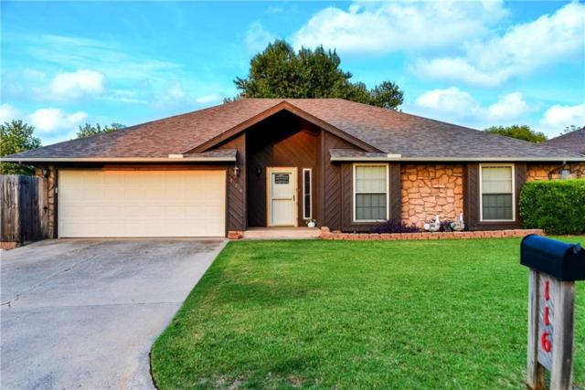 116 Lochwood Pl., Yukon, OK 73099 (MLS #783108) :: The Professionals Real Estate Group