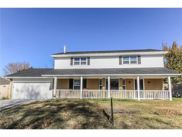 1407 Oakhurst, Norman, OK 73071 (MLS #783128) :: The Professionals Real Estate Group