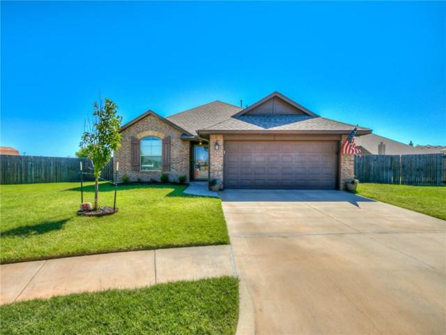 11101 SW 38th Circle, Mustang, OK 73064 (MLS #783142) :: The Professionals Real Estate Group