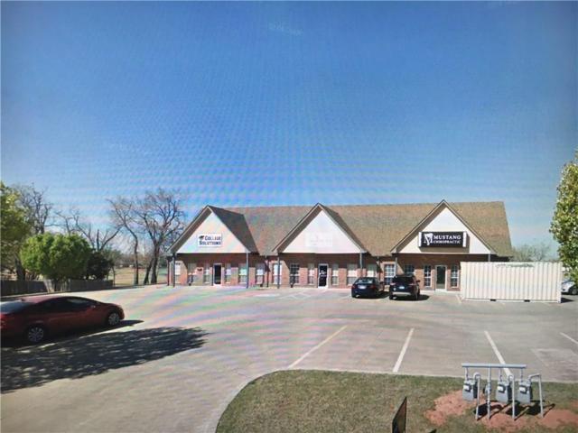209 S Castle Rock Lane, Mustang, OK 73064 (MLS #783143) :: Keller Williams Mulinix OKC