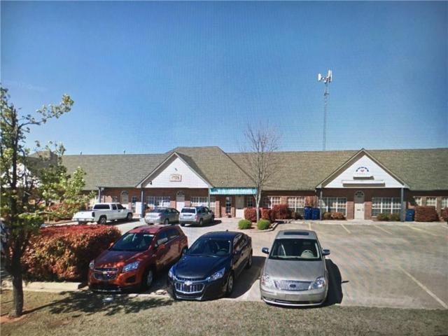 109 S Castle Rock Lane, Mustang, OK 73064 (MLS #783146) :: Keller Williams Mulinix OKC