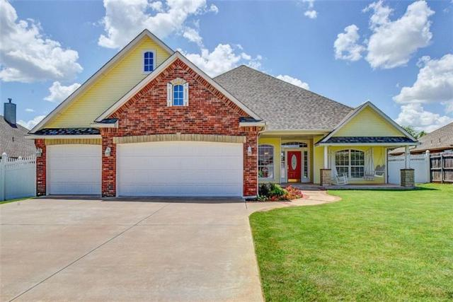 424 Summit Hill, Norman, OK 73071 (MLS #783163) :: The Professionals Real Estate Group