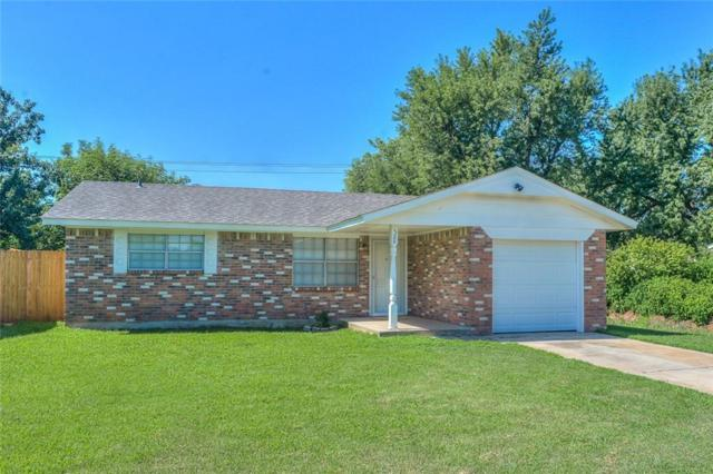 524 W Linden Drive, Mustang, OK 73064 (MLS #783166) :: The Professionals Real Estate Group