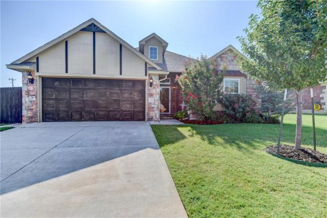 3312 Morgan Creek Road, Yukon, OK 73099 (MLS #783174) :: The Professionals Real Estate Group