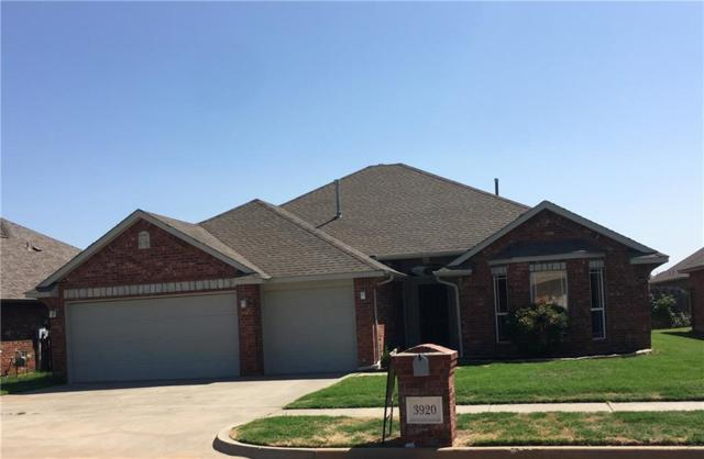 3920 Ashley, Yukon, OK 73099 (MLS #783175) :: The Professionals Real Estate Group