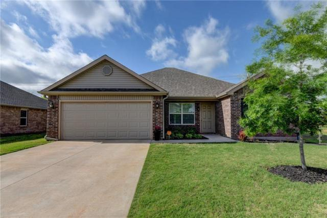 9328 NW 70th Street, Yukon, OK 73099 (MLS #783194) :: The Professionals Real Estate Group