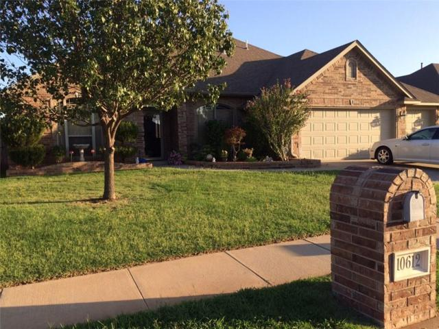 10612 NW 37th Street, Yukon, OK 73099 (MLS #783196) :: The Professionals Real Estate Group