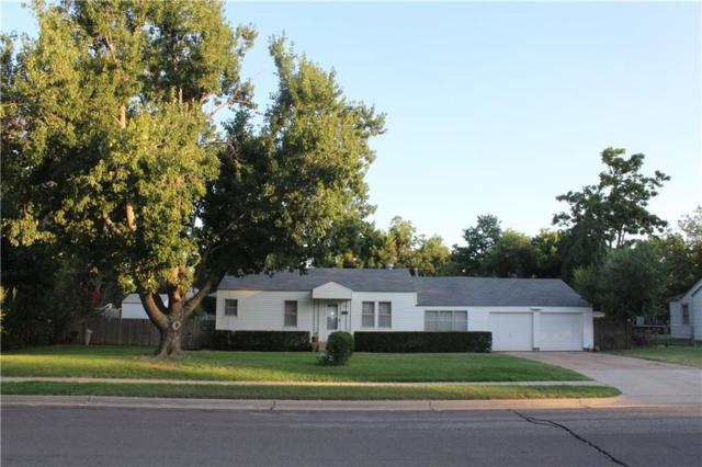 5918 NW 43rd Street, Oklahoma City, OK 73122 (MLS #783226) :: The Professionals Real Estate Group