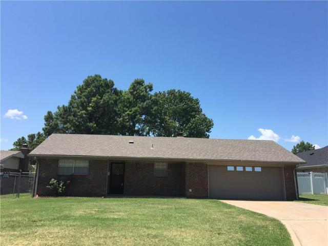 6 Chickasaw, Shawnee, OK 74801 (MLS #783237) :: The Professionals Real Estate Group