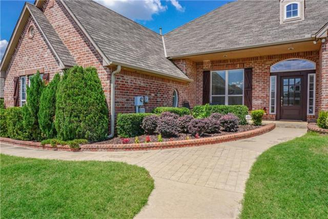 2708 Century Drive, Edmond, OK 73013 (MLS #783239) :: The Professionals Real Estate Group