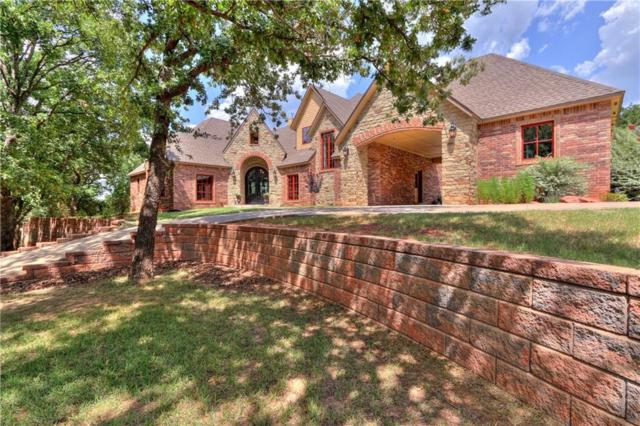 3600 Winding Lake, Arcadia, OK 73007 (MLS #783312) :: Homestead & Co