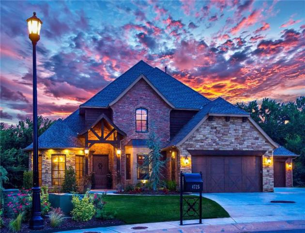 4725 Roundup, Edmond, OK 73034 (MLS #783327) :: Richard Jennings Real Estate, LLC