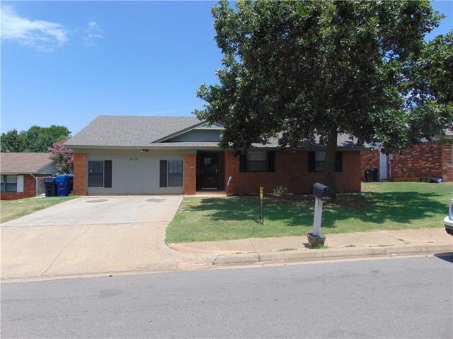 4709 Brookwood Drive, Noble, OK 73068 (MLS #783337) :: Richard Jennings Real Estate, LLC