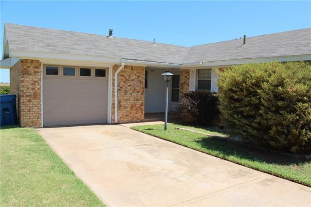 205 Elaine, Burns Flat, OK 73624 (MLS #783428) :: Wyatt Poindexter Group