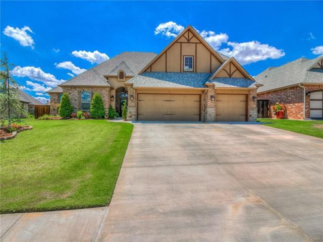 12505 Lapis Lane, Oklahoma City, OK 73170 (MLS #783607) :: Wyatt Poindexter Group