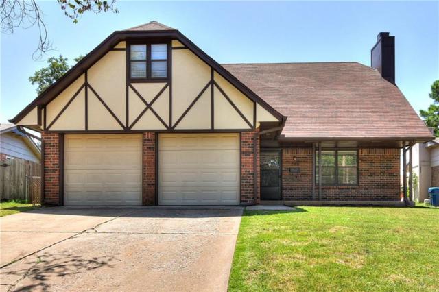 748 Red Oak Terrace, Edmond, OK 73003 (MLS #783624) :: Homestead & Co