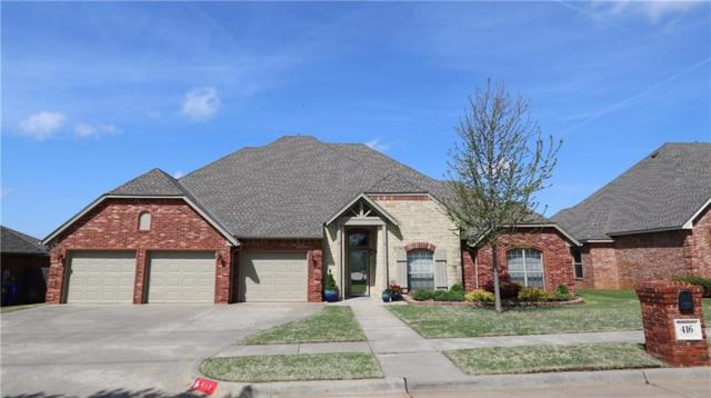 416 Daybreak, Norman, OK 73071 (MLS #783676) :: Homestead & Co