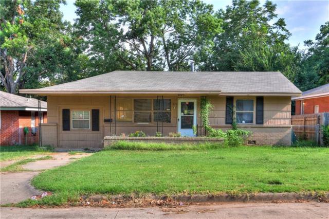 3925 NW 13th Street, Oklahoma City, OK 73107 (MLS #784093) :: Homestead & Co