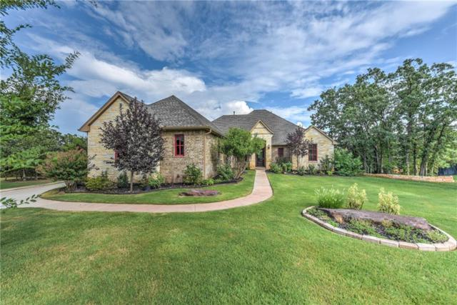 11260 London Circle, Arcadia, OK 73007 (MLS #784473) :: Wyatt Poindexter Group