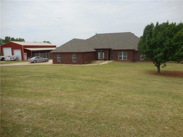 104077 S Ridgewood, Meeker, OK 74855 (MLS #784513) :: Wyatt Poindexter Group