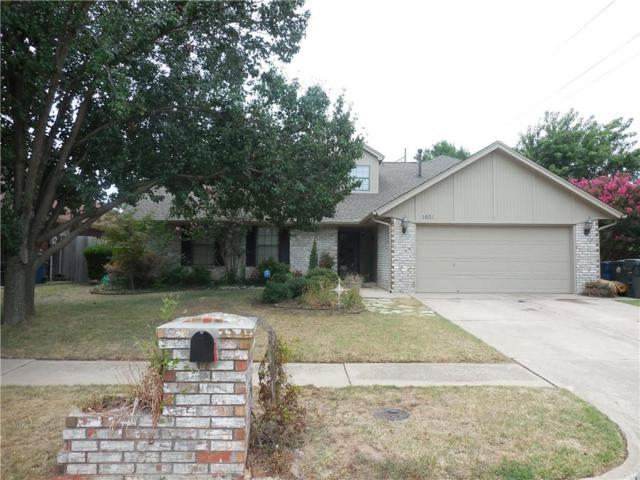1601 Haven Drive, Midwest City, OK 73130 (MLS #784532) :: Wyatt Poindexter Group