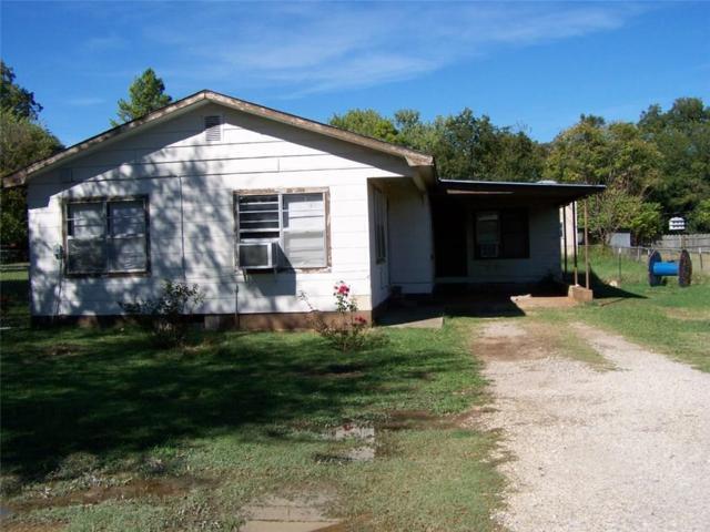1304 E Creek, Wynnewood, OK 73098 (MLS #784604) :: Wyatt Poindexter Group