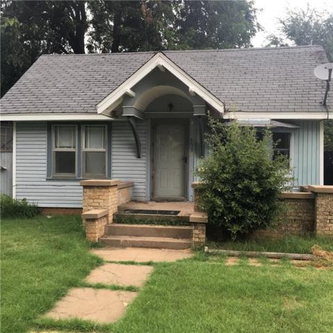 803 W Virginia, Anadarko, OK 73005 (MLS #784668) :: Wyatt Poindexter Group