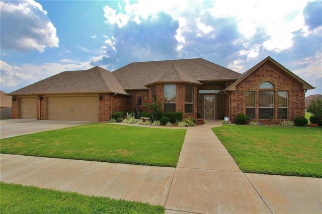 589 Highgrove, Blanchard, OK 73010 (MLS #784714) :: Richard Jennings Real Estate, LLC