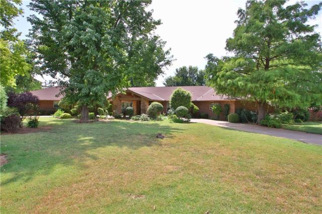 15 Springwood Drive, Tuttle, OK 73089 (MLS #784749) :: Homestead & Co