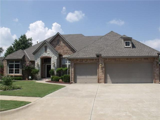 1121 Camelot, Yukon, OK 73099 (MLS #784868) :: Wyatt Poindexter Group