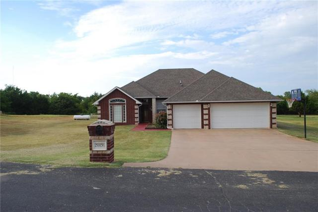 20191 208th, Purcell, OK 73080 (MLS #784905) :: Wyatt Poindexter Group