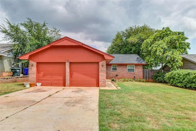 1305 Kingston, Norman, OK 73071 (MLS #784975) :: Barry Hurley Real Estate