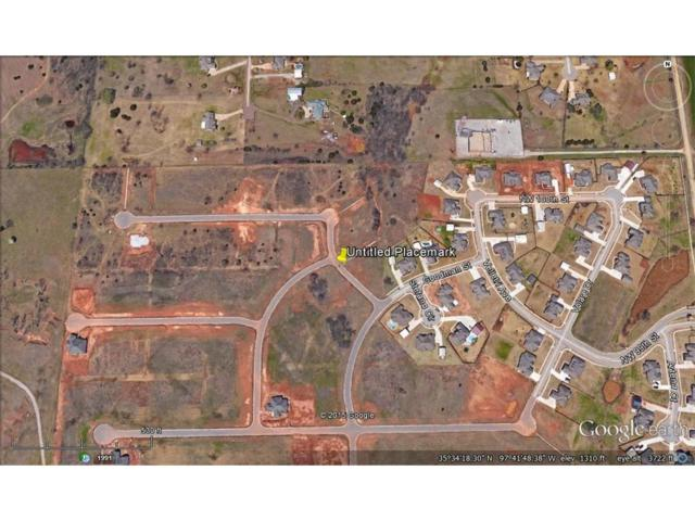 9909 Cascina, Yukon, OK 73099 (MLS #785061) :: Meraki Real Estate