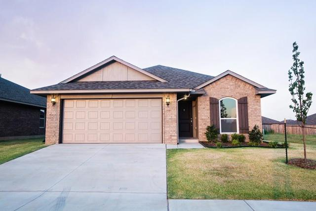 1208 Laurel Creek Drive, Yukon, OK 73099 (MLS #785123) :: Wyatt Poindexter Group