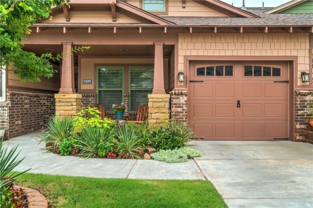 509 Outer Banks Way, Edmond, OK 73034 (MLS #785150) :: Homestead & Co