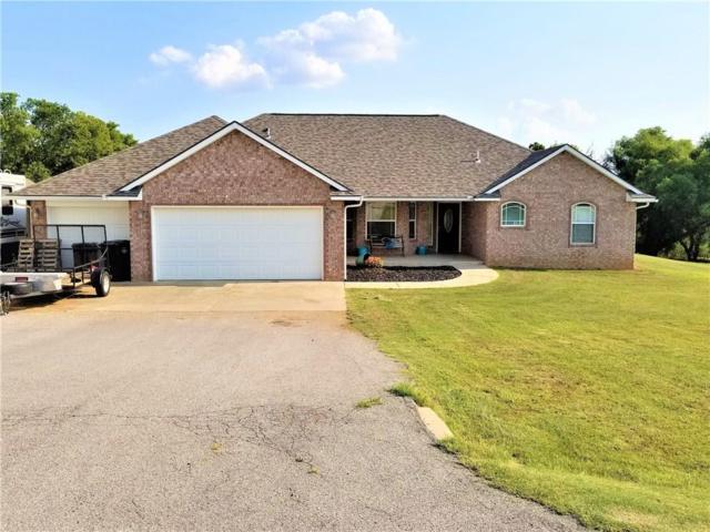 2073 County Road 1237, Tuttle, OK 73089 (MLS #785153) :: Richard Jennings Real Estate, LLC