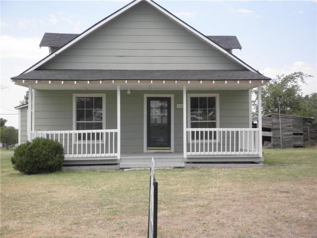 320 S 5th Street, Sentinel, OK 73664 (MLS #785471) :: Wyatt Poindexter Group