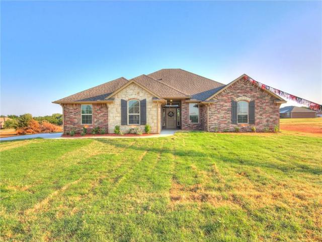 2476 County Road 1217, Blanchard, OK 73010 (MLS #785493) :: Richard Jennings Real Estate, LLC
