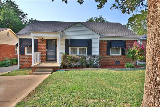 2517 NW 35th, Oklahoma City, OK 73112 (MLS #785552) :: Richard Jennings Real Estate, LLC