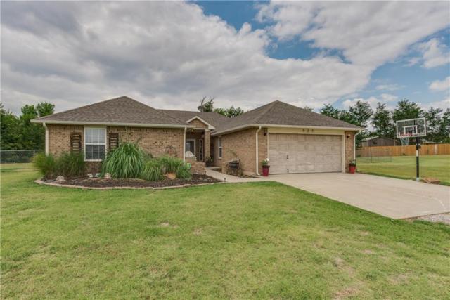 927 County Street 2934, Tuttle, OK 73089 (MLS #785599) :: Richard Jennings Real Estate, LLC
