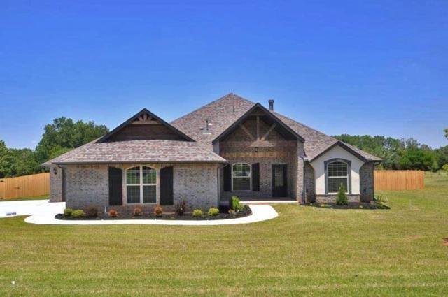 2486 County Road 1202, Blanchard, OK 73010 (MLS #785639) :: Richard Jennings Real Estate, LLC