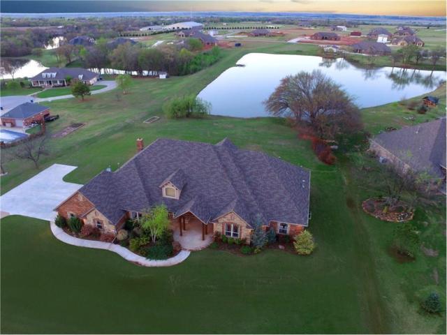 7221 Jordan Drive, Tuttle, OK 73089 (MLS #785890) :: Richard Jennings Real Estate, LLC