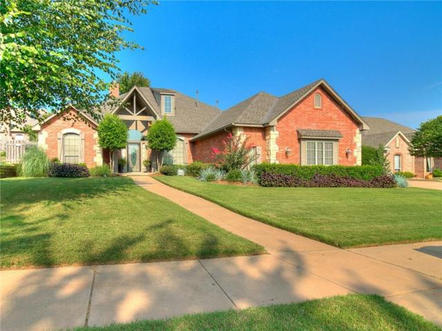 3817 River Downs, Edmond, OK 73034 (MLS #785904) :: Wyatt Poindexter Group