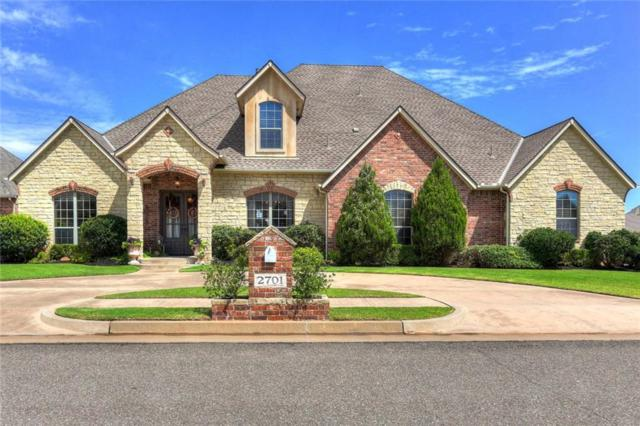 2701 SW 137th Street, Oklahoma City, OK 73170 (MLS #785955) :: Homestead & Co