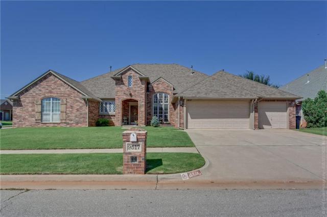 9517 SW 32nd Street, Oklahoma City, OK 73179 (MLS #785956) :: Homestead & Co