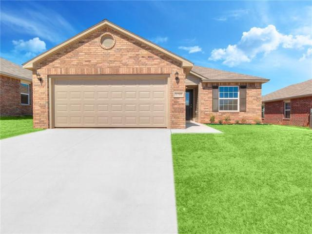 1870 Bliss Circle, Newcastle, OK 73065 (MLS #786074) :: Richard Jennings Real Estate, LLC